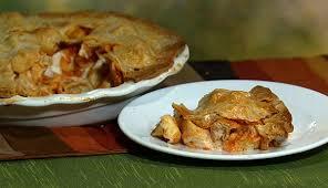 the chew recipe mario batali s turkey tortellini in a pie i