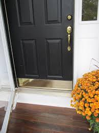 Front Door Metal Decor Front Door Kick Plate Home Depot Accessories Front Door Kick