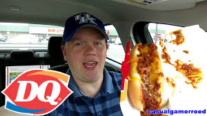reed reviews dairy queen chili cheese dog youtube