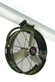 Ceiling Mount Fans by Drum Type Ceiling Mount Circulating Fan 30 Inch 8200 Cfm Direct