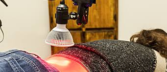 infrared light therapy for pain red near infrared light therapy for first aid injuries pain