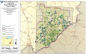 Marietta Ohio Map by Blm Finds U201cno Significant Impact U201d From Fracking Allows Leasing
