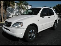 1999 mercedes ml 430 1999 mercedes ml430 for sale in fort myers fl stock 114767