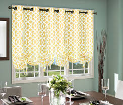 trellis insulated grommet top curtain thermal tie up panel