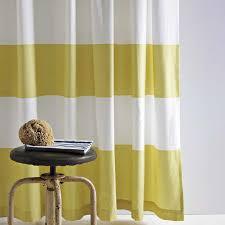 Green Chevron Shower Curtain Yellow And White Chevron Shower Curtain 100 Images 26 Best
