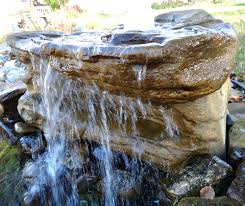 cave rock waterfalls backyard pond less u0026 pool waterfalls