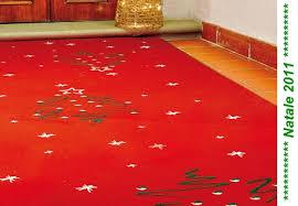 tappeti natalizi tappeto rosso natalizio ritagliabile offerte vendita sconti