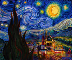 stary night popped culture gotham starry night and other van stary night popped culture gotham starry night and other van gogh parodies