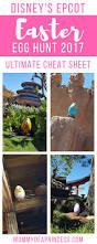 Epcot World Showcase Map Disney U0027s Epcot Easter Egg Hunt Ultimate Cheat Sheet 2017