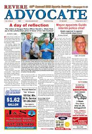 the revere advocate friday june 23 2017 by mike kurov issuu