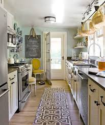 kitchen cabinets galley style 4 decorating ideas how to make a galley kitchen look bigger