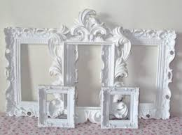 54 best white picture frames images on pinterest white picture