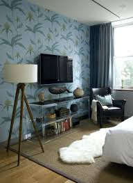 Wallpaper Accent Wall Dining Room Accent Wall With Wallpaper Design Decoration