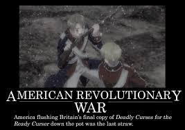 Revolutionary War Memes - american revolutionary war by maddy271 on deviantart