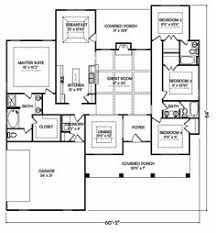 4 bedroom ranch floor plans house plans home plans and floor plans from plans