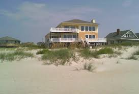 beach emerald isle point house waves desktop wallpaper beach hd