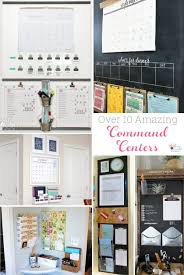 center ideas 10 great diy family command centers for any home