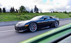 lexus lfa build 10 amazing things manufacturers made to prove a point