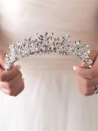 bridal crowns swarovski rhinestone wedding tiaras shop bridal crowns