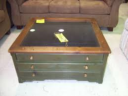 Coffee Tables Plans Gallery Of Coffee Tables With Glass Top Display Drawer View 13 Of