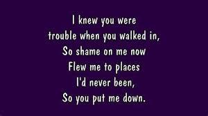 download lagu geisha versi reggae mp3 knew you were trouble mp3