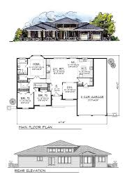 house plan chp 53189 at 17 best adobe home plans images on contemporary houses