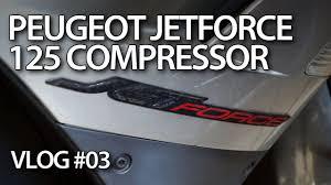 mr peugeot saving peugeot jetforce 125 compressor motorbike youtube
