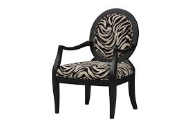 Animal Print Furniture by Furniture 7 Zebra Accent Chairs Cart Lxvi Arm Chair Black Amp