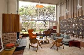 70s decor 10 living rooms that are peppered with 70s style