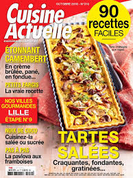 magazine cuisine actuelle abonnement cuisine actuelle beau régal magazine dans l app store