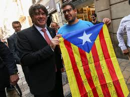 catalonia calls october referendum on independence from spain