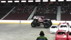 monster truck show ottawa monster spectacular ottawa 2017 scarlet bandit wheelies youtube