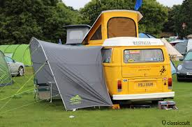 Car Tailgate Awning Vw Festival 2015 Harewood House Leeds Classiccult