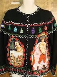red choo choo train ugly sweater tee toddler christmas time