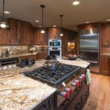 kitchen islands with cooktop photos hgtv