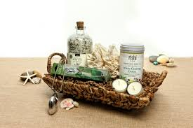 spa baskets organic spa gift basket sereni tea ecochicgiftbaskets