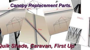 Ez Up Canopy Academy by Canopy Repair Replacement Parts How To Fix Your Canopy Youtube