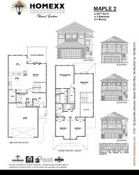 sq ft maple 2 2077 sq ft homexx