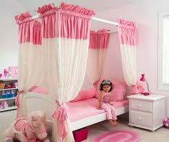 Pink Canopy Bed Bedroom Canopy Set Furniture Beautiful Design For