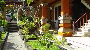 recommended ubud bali accommodation uma sari cottages youtube