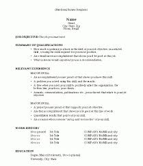Functional Resume Template Pdf Show Me An Example Of A Resume Resume Example And Free Resume Maker