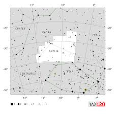 United States Map With Abbreviations And Names by The Constellations Iau