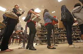 south coast plaza thanksgiving shoppertrak sales on thanksgiving and black friday rise just 2 3