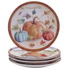 thanksgiving plates you ll wayfair