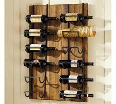 bordeaux wall mount wine rack u003c3 it that pottery barn had it