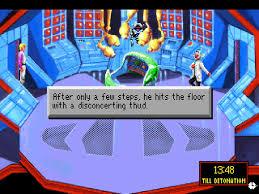 Classic Game Room Derek - space quest 1 vga u2013 arcada data cartridge room u2013 sierra classic gaming