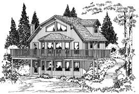 whimsical cottage guest house or studio house plan hunters