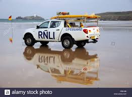 surfboard jeep rnli surfboard rescue lifeguards stock photos u0026 rnli surfboard