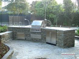 Backyard Bbq Grill by Outdoor Kitchens And Bbq Grills Horusicky Construction