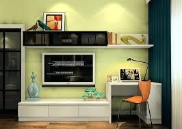 Tv Computer Desk Desk Tv Stand Combination Computer Desk Stand Cabinet And